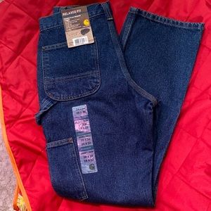 29 x 32 Carhartt Jeans Double Front Logger